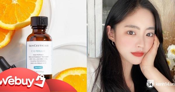 Được bác sĩ tấm tắc khen, đây là 6 serum vitamin C chắc chắn sẽ giúp da bạn thăng hạng mỹ mãn