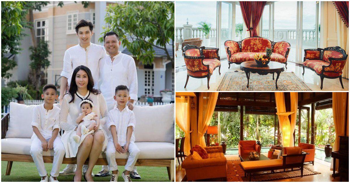 """Lấy chồng 2 giàu nức tiếng, Hà Kiều Anh ở biệt phủ 400 tỷ, mua thêm nhà """"dát vàng"""""""
