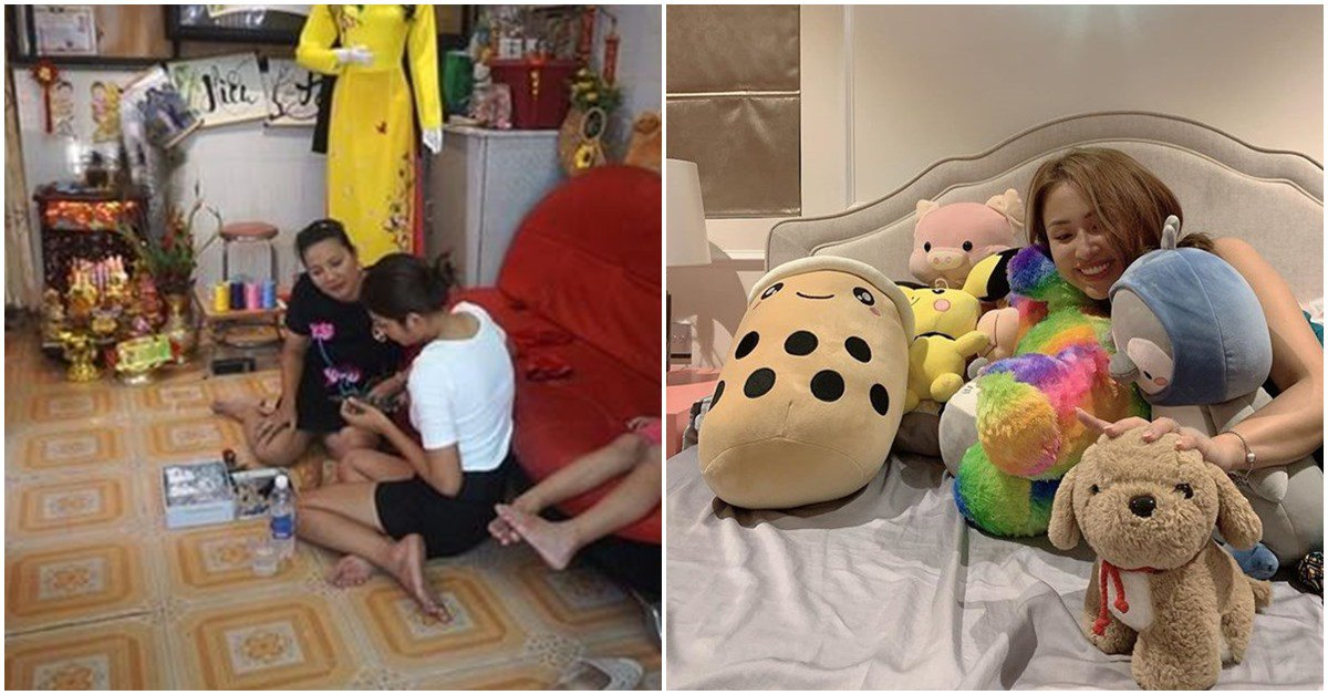 Những bà mẹ đơn thân showbiz Việt: Kẻ chanh xả ở biệt thự, người chật vật thuê nhà 24m2