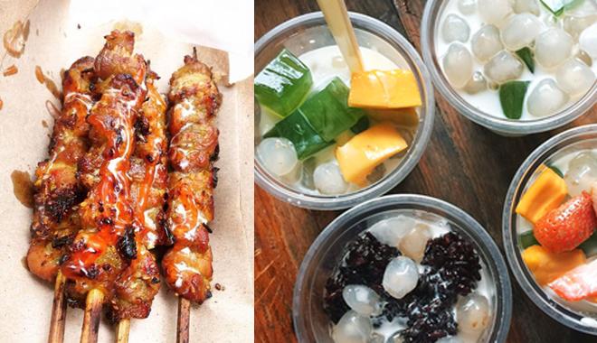Những món ăn vặt du nhập từ Hà Nội khiến giới trẻ Sài Gòn thích mê