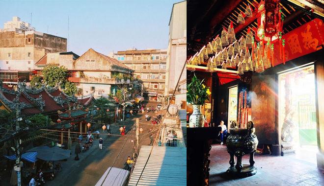"""Dạo một vòng quanh khu """"Chinatown"""" đẹp mê mẩn giữa lòng Sài Gòn"""