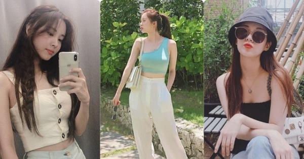 Muộn chút còn hơn không, Seohyun của SNSD tuổi 20 thì kín như bưng, vừa sang 30 đã sexy sang chảnh vượt bậc