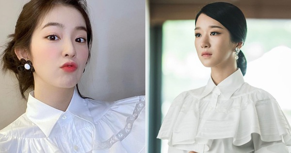 Nhìn Irene và Seo Ye Ji đụng hàng mới thấy khó tin 2 nàng gần bằng tuổi: Người sang như công nương, người trẻ như nữ sinh