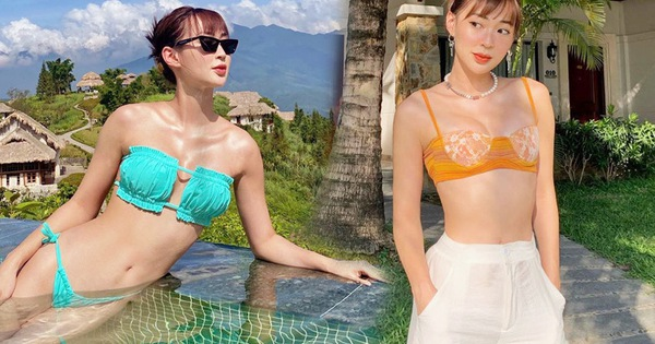 """Nâng cấp vòng 1 xem ra là quyết định đúng đắn của Sun Ht vì nhờ thế mà cô nàng ăn diện """"bốc"""" hơn hẳn"""