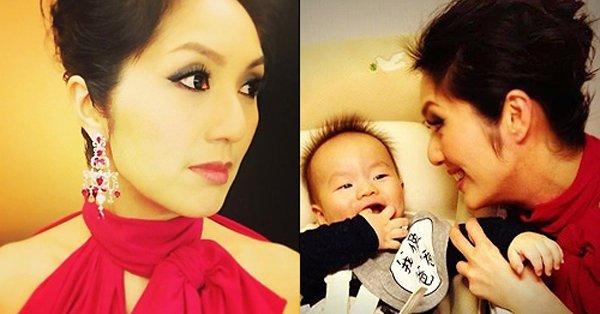 Ảnh hậu Hong Kong sinh con mặt mũi bầm tím, 7 năm sau mới nói rõ nguyên nhân