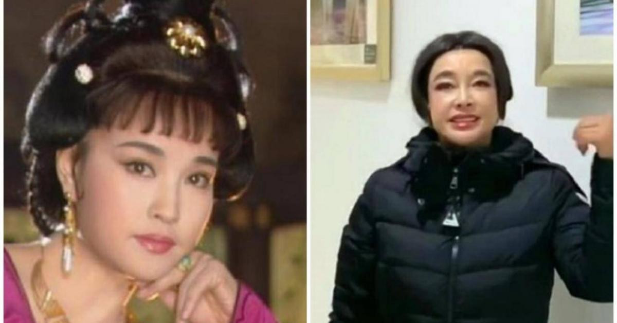 """""""Võ Tắc Thiên"""" Lưu Hiểu Khánh nhan sắc khác lạ vì thẩm mỹ quá đà?"""