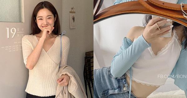 Tranh thủ trời mát phải mua áo len tăm ngay, siêu xinh mà giá chỉ từ 140K thôi
