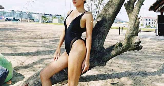 Văn Mai Hương sở hữu thân hình đẹp nhờ giảm cân