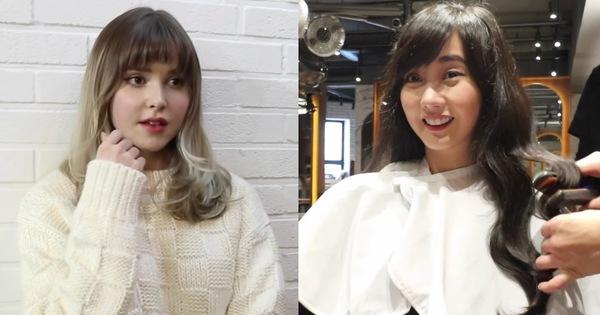 4 pha làm tóc tại Hàn của các vlogger: Dù cắt tóc hay chỉ làm xoăn cũng đều đẹp xịn, không hổ danh thiên đường làm đẹp châu Á