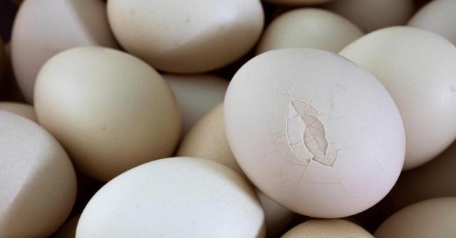 Mua trứng, thấy 4 dấu hiệu này nên tránh xa, vừa hại sức khỏe lại tốn tiền