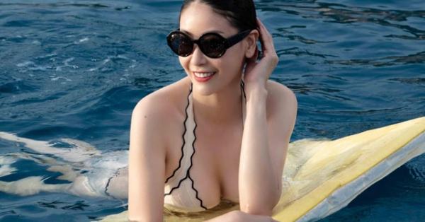 """""""Hoa hậu 3 con"""" Hà Kiều Anh tập gì để giữ dáng đẹp như gái đôi mươi?"""