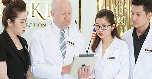Medic Skin - Hệ thống thẩm mỹ viện y khoa đẳng cấp