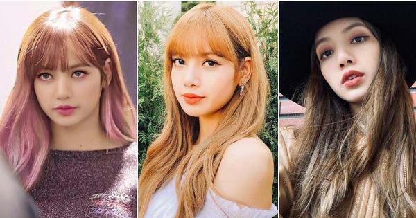 Để mãi một kiểu tóc mái nhưng Lisa lại diện tới 7749 kiểu tóc khác nhau nên chẳng bao giờ nhàm