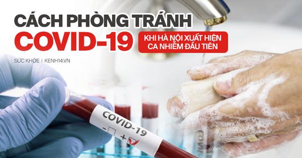 Tất cả những lưu ý quan trọng để chủ động phòng ngừa lây nhiễm COVID-19 cho bản thân và gia đình