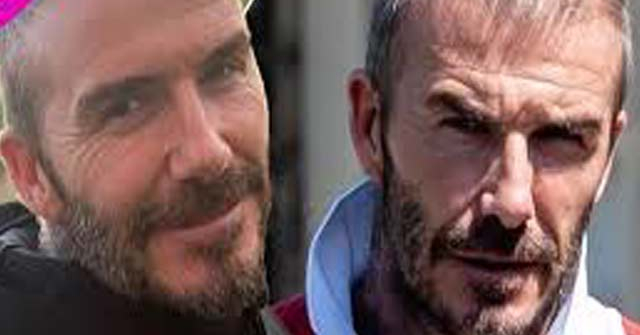 """David Beckham vẫn còn đây """"mái tóc người thương""""!"""
