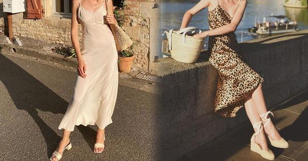 Phụ nữ Pháp chẳng ưa mấy đôi cao gót lênh khênh, họ chỉ thích diện 4 kiểu giày đế thấp thanh lịch đi làm