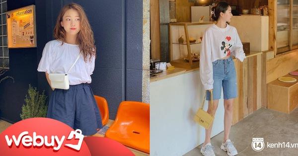 Có đến 6 chiêu diện quần shorts đơn giản mà xịn mê giúp bạn cải tổ style ăn mặc xuềnh xoàng