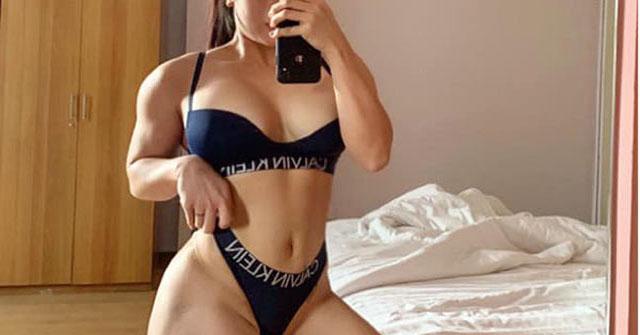 Những hot girl cơ bắp Việt có phải tiêm hormone nam để giữ body như đàn ông?