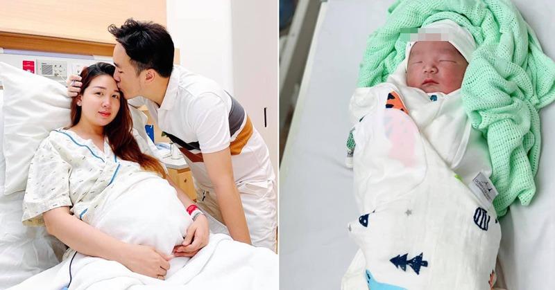 Bà xã hạ sinh con trai nhiều khó khăn, ca sĩ Dương Ngọc Thái đau lòng không cho đẻ thêm