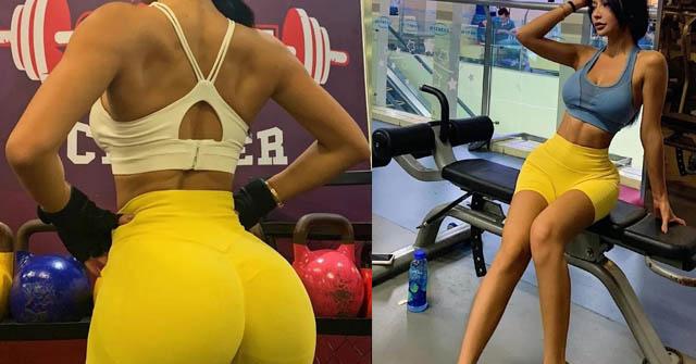Hot girl Trùng Khánh được ví như bản sao Kylie Jenner nhờ body bốc lửa chuẩn Âu Mỹ