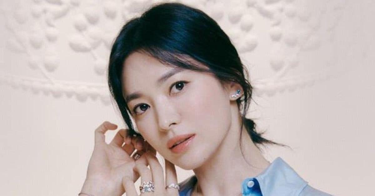 Ngược đời như Song Hye Kyo: Càng trang điểm nhẹ nhàng càng xinh đẹp hút hồn