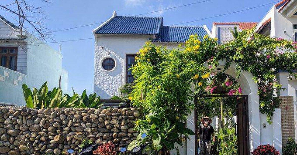 Ngôi nhà cũ ở Quảng Ngãi
