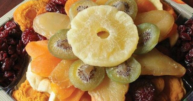 """Những loại trái cây sấy khô dễ ăn lại bổ dưỡng, mẹ bầu chịu khó """"nạp"""" để con khỏe mạnh"""