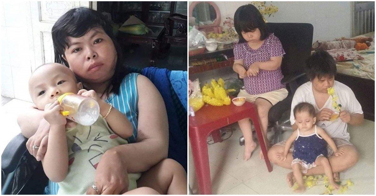 Lấy chàng mù, 8X Tây Ninh ngủ cùng 5 năm mới bầu, sinh ra con mang gen bệnh giống cha