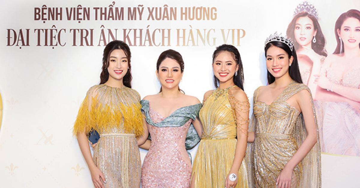 Đại sứ Bệnh viện thẩm mỹ Xuân Hương - Á hậu Phạm Ngọc Phương Anh ngày càng thăng hạng nhan sắc