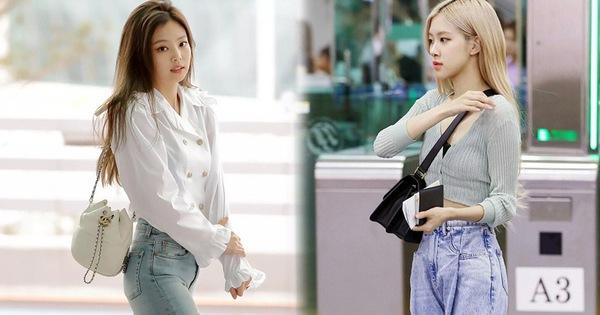 Bạn sẽ muốn sắm bằng hết 4 kiểu quần jeans được Black Pink lăng xê để lên đời phong cách