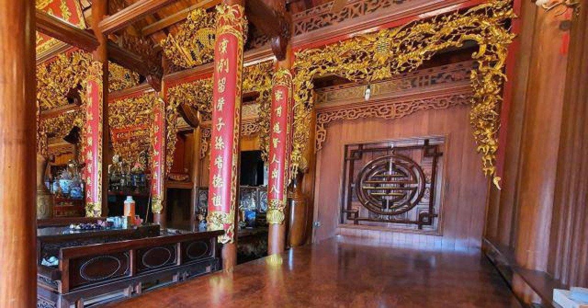 Chiêm ngưỡng căn nhà 2600m2 có nội thất độc nhất vô nhị ở ngoại thành Hà Nội