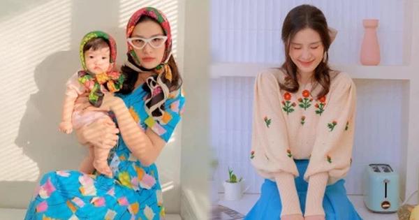 """Đông Nhi trong sinh nhật đầu tiên làm mẹ: Giờ bớt """"bốc"""" rồi, nhưng mặc xẻ khúc nào là """"điếng người"""" khúc đó"""