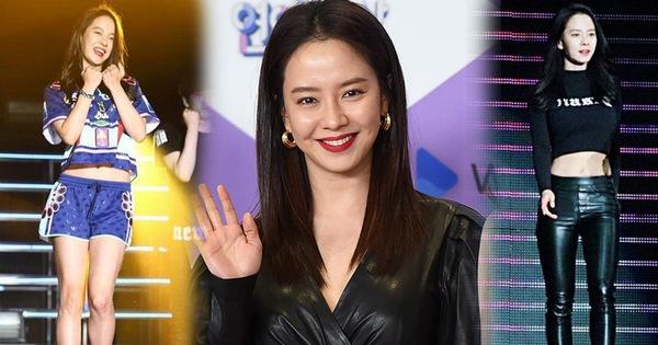 Cộng đồng mạng nghĩ gì nếu Song Ji Hyo ăn vận như một idol thứ thiệt?