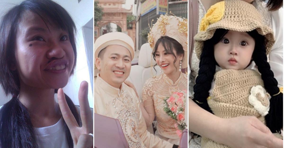 Cô gái xấu Chippy Polla nổi tiếng 8 năm trước: Tái hôn với Việt kiều, sinh con như búp bê
