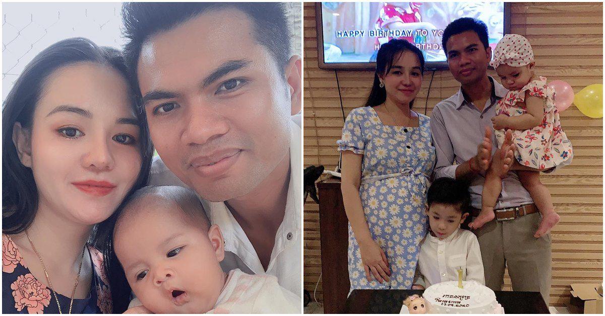 Sinh con cho sếp Campuchia, 8X xinh đẹp ở nhà chồng nuôi, 7 năm chưa tổ chức đám cưới