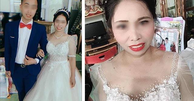 """Đám cưới """"đũa lệch"""" chú rể 27 tuổi và cô dâu 47 tuổi HOT nhất tuần qua"""