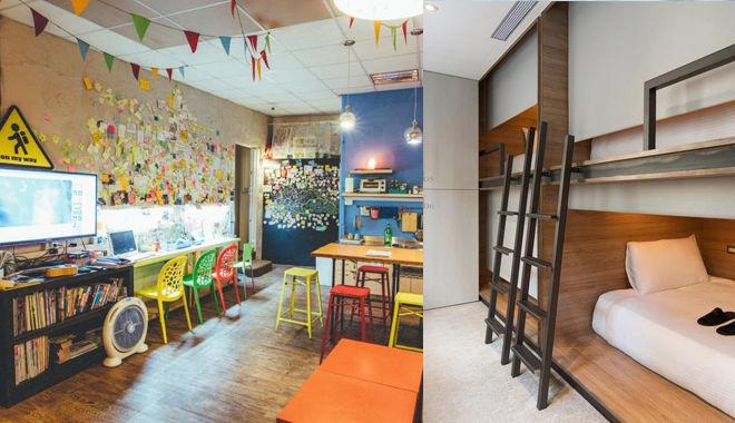 Tới Đài Loan du lịch thả ga với 5 Hostel giá rẻ, siêu đẹp ngay khu trung tâm