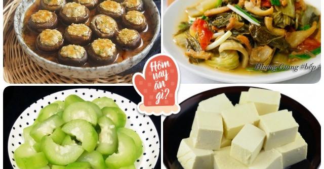 Hôm nay ăn gì: Đổi bữa, vợ nấu món nào cũng ngon, đậm đà, thanh mát trôi cơm ngày nóng
