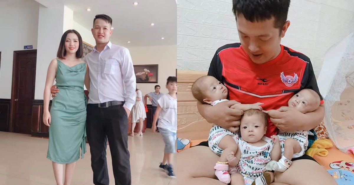 Chồng tinh trùng yếu vợ trẻ vẫn làm một lần 3 con, sinh xong chồng lại không muốn về nhà