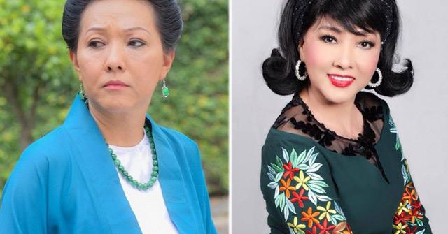 Ở tuổi 57, diễn viên Phương Dung chia sẻ bí quyết trẻ hóa nhờ cân bằng nội tiết tố nữ