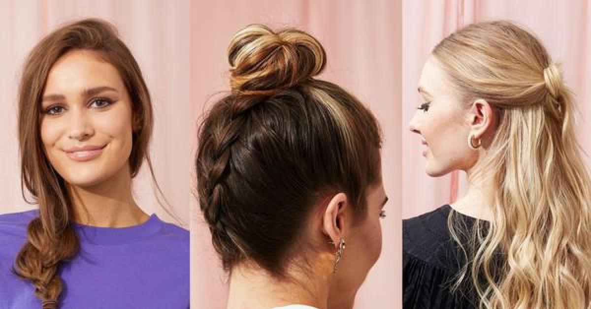 """""""Giải cứu"""" mái tóc rối bời với 12 kiểu làm đẹp, vừa đơn giản lại hợp xu hướng"""