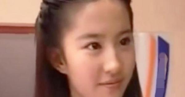 Đứng hình vì nhan sắc Lưu Diệc Phi năm 16 tuổi, hiện tại trái ngược