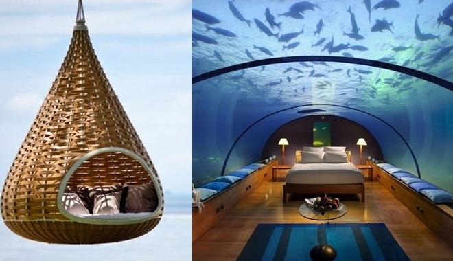 """""""Say đắm"""" trước những thiết kế khách sạn độc đáo trên thế giới ai cũng mơ được đặt chân đến"""
