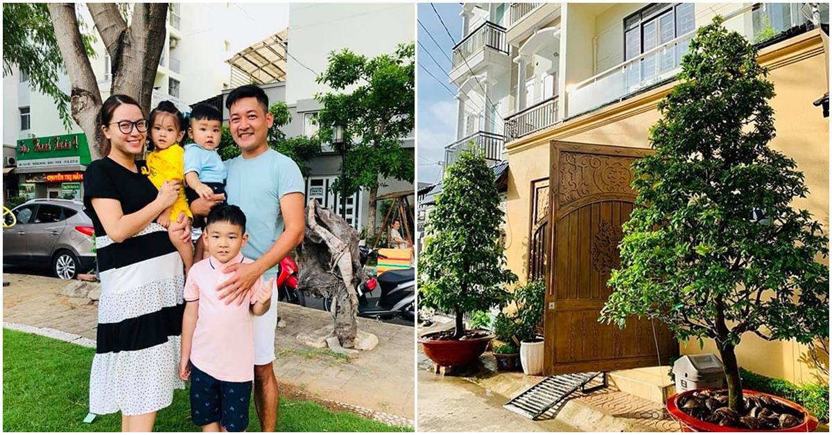 Nhà nhiều ở không hết, Hải Băng - Thành Đạt chi thêm 1 tỷ sửa nhà cho 4 con