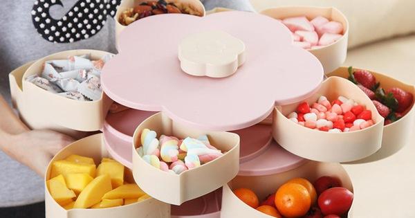 """Tết sẽ không tăng cân nếu bạn hạn chế ăn 3 loại thực phẩm """"cực quen"""" trong khay mứt bánh mời khách"""