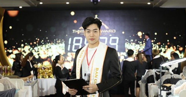 Master Khương Minh – Hotboy phun xăm ngồi ghế nóng sự kiện Thiên Kim Award 2020
