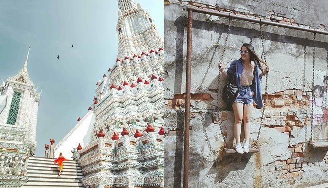Những địa điểm du lịch nước ngoài với chi phí hợp lý vừa tầm giới trẻ, không đi cực phí