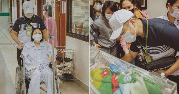"""Đang mang bầu 37 tuần, cô giáo Hà Nội phát hiện bị ung thư máu, """"vượt cạn"""" đầy căng thẳng"""