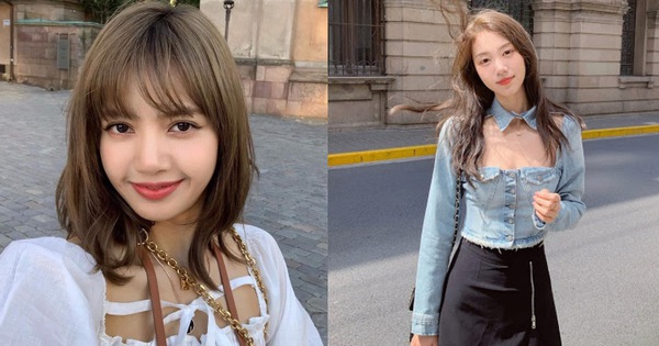 """""""Lão sư"""" tạo trend Lisa: Hết """"nhân bản"""" tóc mái ngố lại khiến hội con gái Trung Quốc thi nhau bắt chước outfit rần rần"""