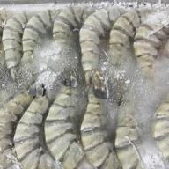 Tôm đông lạnh trong siêu thị có lớp đá dày nhằm tăng cân nặng? Sự thật lại quá bất ngờ!